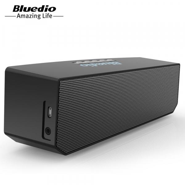 Boxa Portabila Bluedio BS-5, Bluetooth, Wireless, Sunet Stereo 3D, Aux, Anularea zgomotului de fond 3