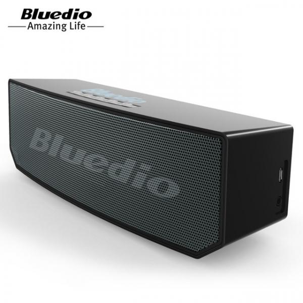 Boxa Portabila Bluedio BS-5, Bluetooth, Wireless, Sunet Stereo 3D, Aux, Anularea zgomotului de fond 6