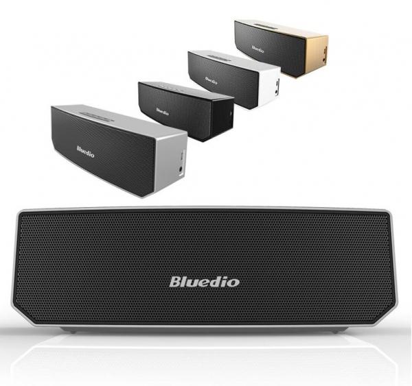 Boxa Portabila Bluedio BS-5, Bluetooth, Wireless, Sunet Stereo 3D, Aux, Anularea zgomotului de fond 0