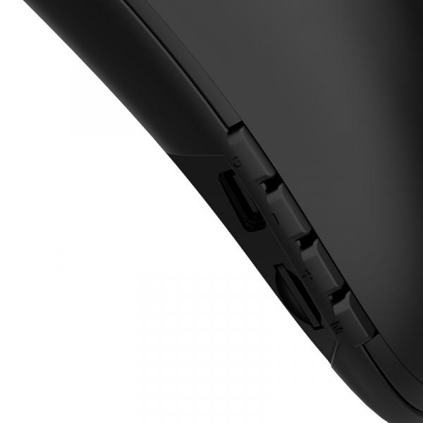 Boxa portabila Bluedio HS, 2x 2W, Bluetooth 5.0, FM, Slot Card, Surround, Bas puternic, Confortabila 5