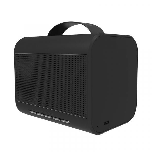 Boxa Portabila Bluedio T-Share 2.0, Wireless, Bluetooth, Microfon, Apel Vocal, Control Vocal imagine
