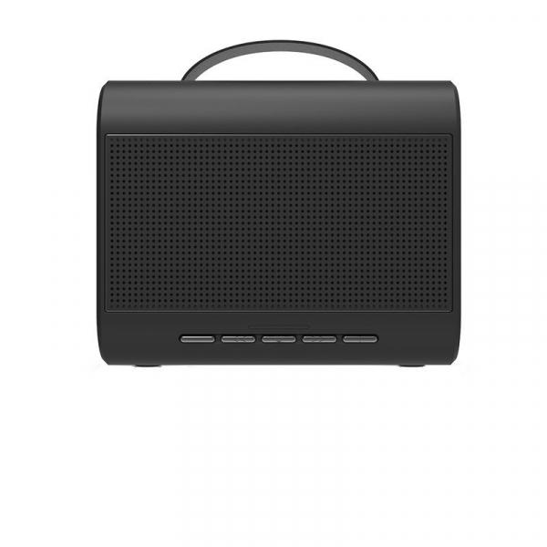 Boxa Portabila Bluedio T-Share 2.0, Wireless, Bluetooth, Microfon, Apel Vocal, Control Vocal 1