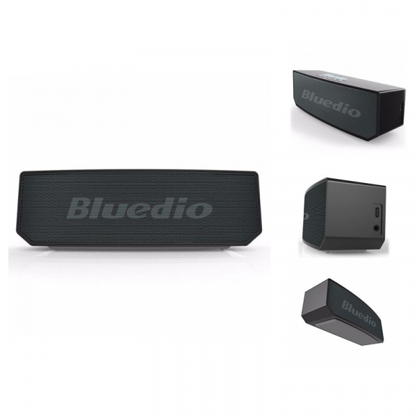 Boxa Portabila Wireless Bluedio BS-6 Stereo, Bluetooth, Cloud Service, Smart Control, Control Vocal, Raspuns Apeluri 0