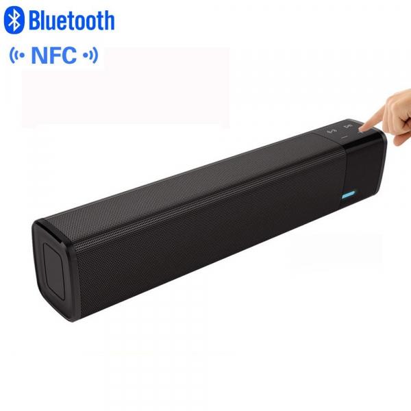 Boxa portabila wireless JKR KR1000 Bluetooth, 20W,  NFC, AUX, USB, TF, compatibila iOS si Android 0