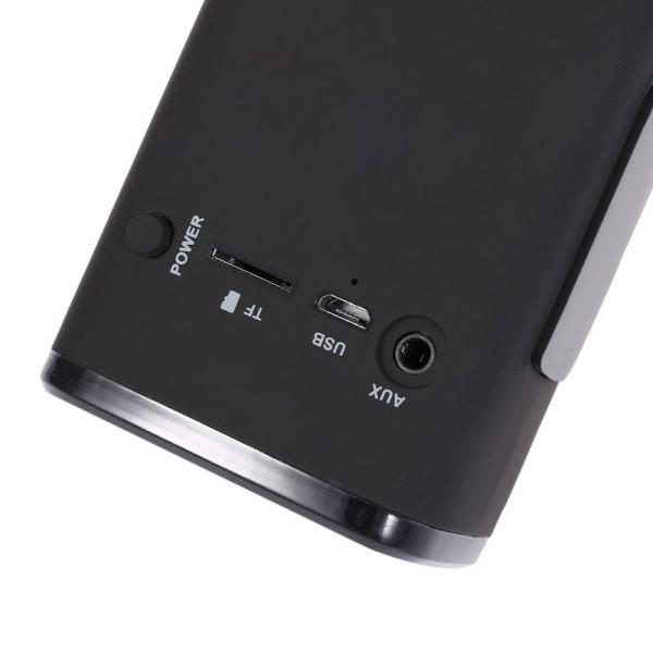 Boxa portabila wireless JKR KR1000 Bluetooth, 20W,  NFC, AUX, USB, TF, compatibila iOS si Android 6