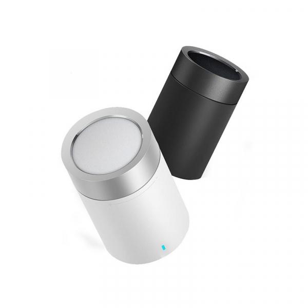 Boxa Portabila Xiaomi Mi Round Speaker Versiunea 2 , Bluetooth, Microfon incorporat, 1200 mAh - Dual Store imagine