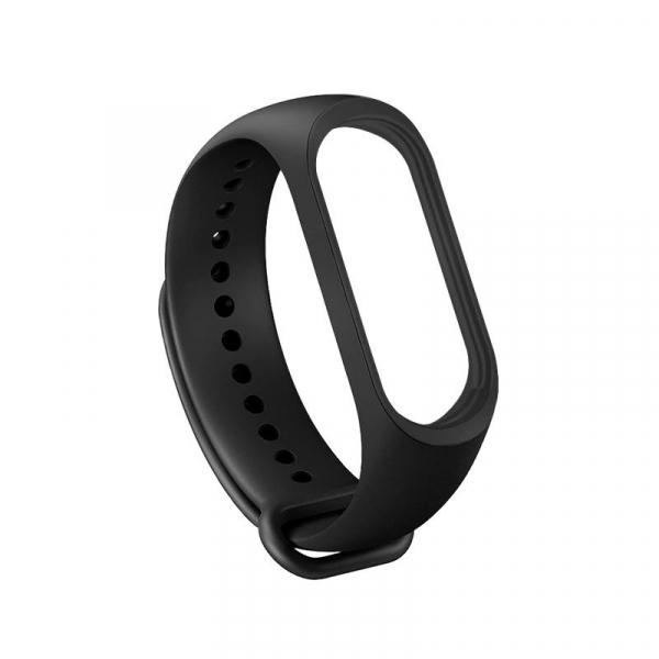 Bratara de schimb originalapentru Xiaomi Mi band 3/4, TPU (Poliuretan termoplastic) de inalta calitate, usor de utilizat, confortabila si rezistenta 1