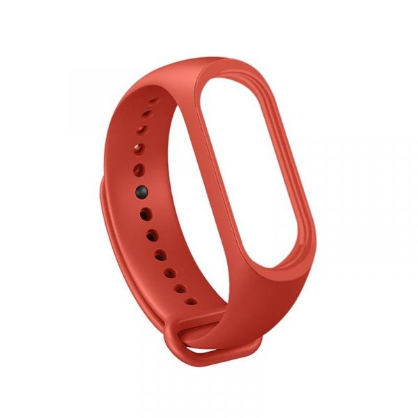 Bratara de schimb originalapentru Xiaomi Mi band 3/4, TPU (Poliuretan termoplastic) de inalta calitate, usor de utilizat, confortabila si rezistenta 4