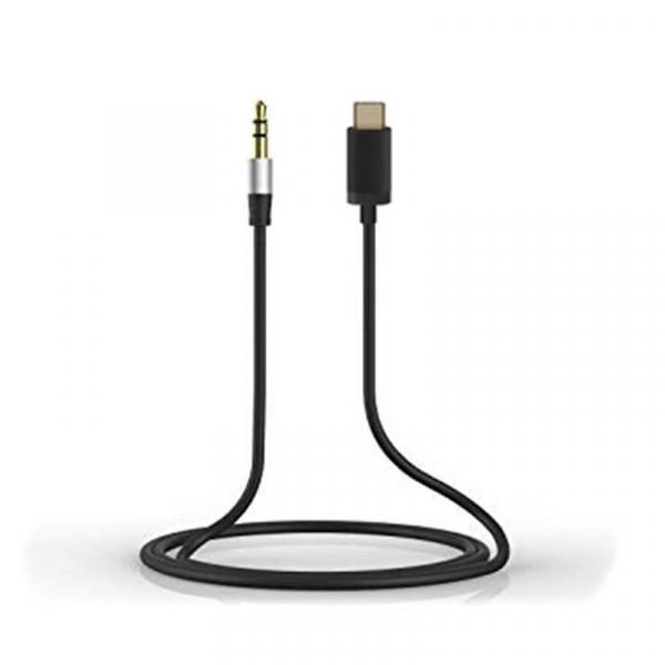 Cablu Audio adaptor Jack 3.5 mm Bluedio pentru Casti Audio cu USB Tip C Bluedio imagine