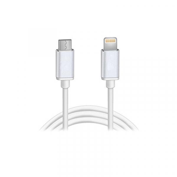 Cablu de incarcare sau de date  usb tip C - lightning  DTech 1