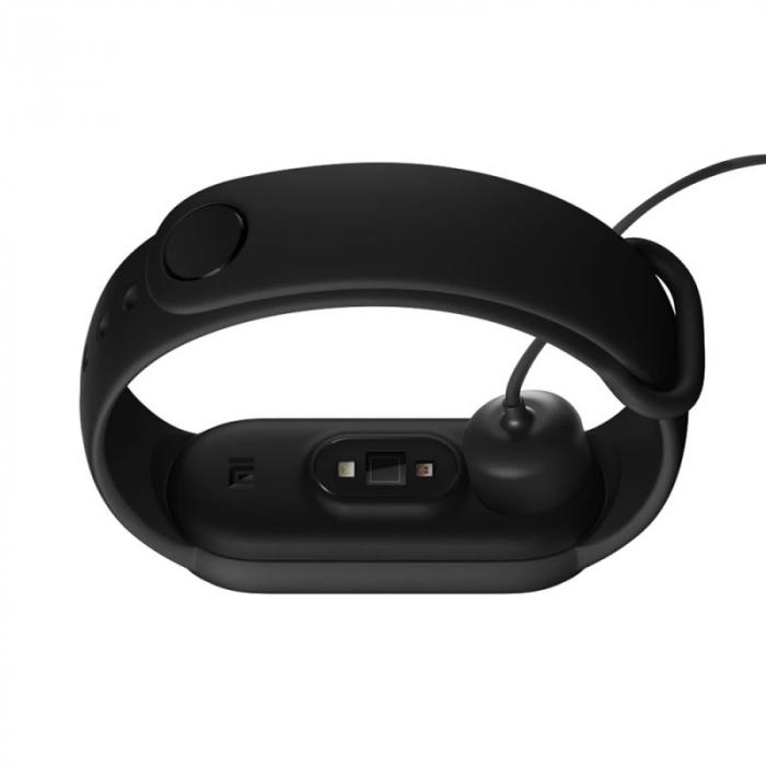 Cablu de incarcare tip dock pentru smartband Xiaomi Mi Band 5 2