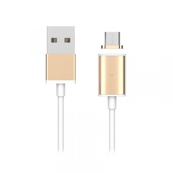 Cablu magnetic USB la alegere Tip C, Micro USB, Lightning (Iphone), pentru incarcare si transfer date 3