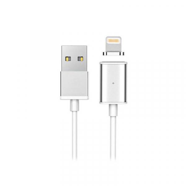 Cablu magnetic USB la alegere Tip C, Micro USB, Lightning (Iphone), pentru incarcare si transfer date 5
