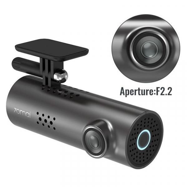 Camera auto 70Mai Midrive 1S D06 Smart Dash Cam 1080HD, Night Vision, Wifi, Inregistrare 130 grade, G-Sensor 5