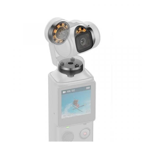 Pachet camera video de buzunar Xiaomi FIMI PALM Gimbal Camera 4K cu stabilizator pe 3 axe 4