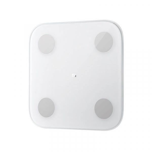 Cantar smart Xiaomi Mi Body Composition 2, Ultra-subtire, Ecran LED ascuns, Masurare 13 date corporale, Bluetooth 1