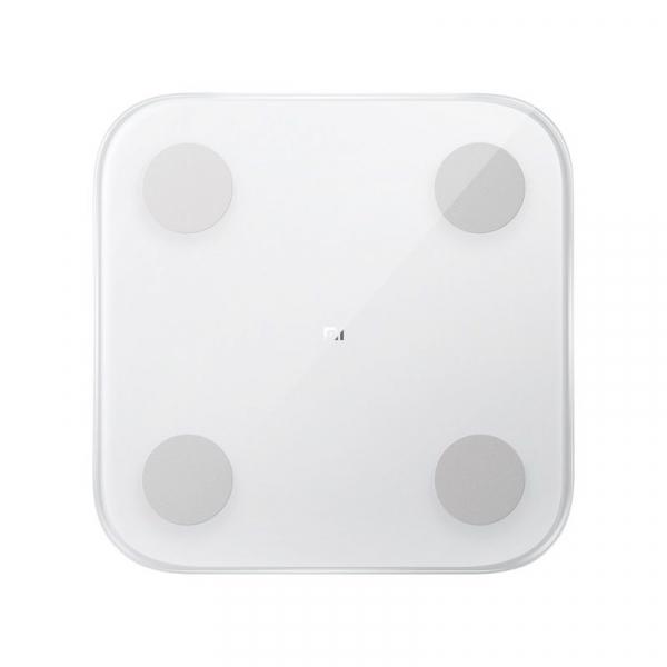 Cantar smart Xiaomi Mi Body Composition 2, Ultra-subtire, Ecran LED ascuns, Masurare 13 date corporale, Bluetooth 0