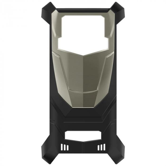 Pachet carcasa si folie de protectie Doogee Soldier Armor pentru Doogee S88 Pro si Doogee S88 Plus imagine dualstore.ro 2021