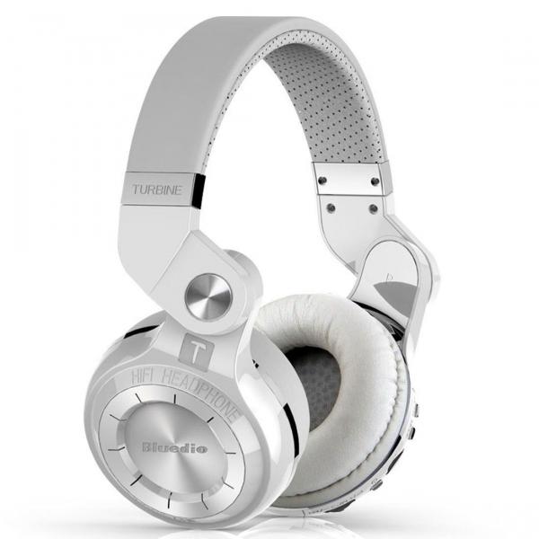Casti Bluetooth Bluedio T2 Bluetooth 4.1, Wireless, Stereo, microfon incorporat 6