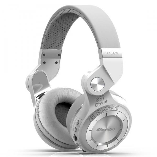 Casti Bluetooth Bluedio T2 Bluetooth 4.1, Wireless, Stereo, microfon incorporat 2