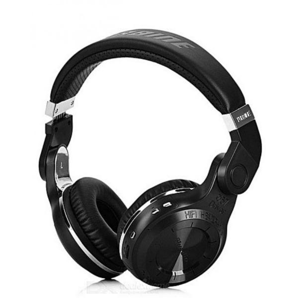 Casti Bluetooth Bluedio T2 Bluetooth 4.1, Wireless, Stereo, microfon incorporat 1