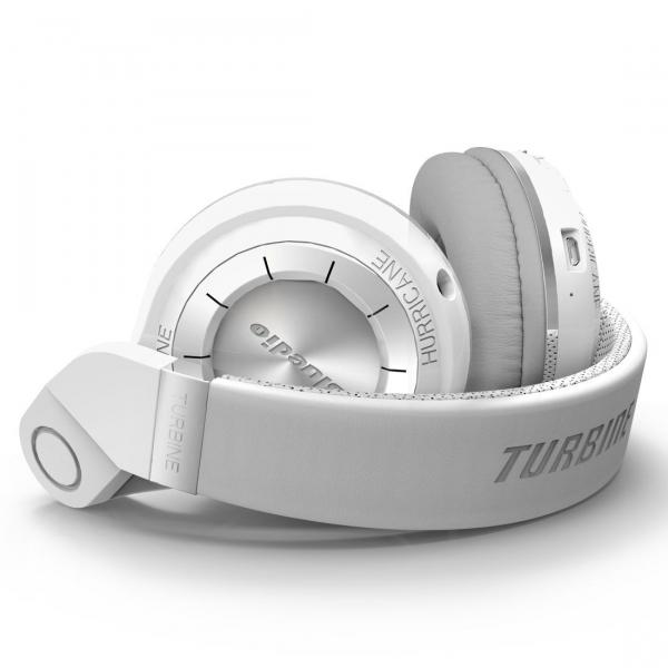 Casti Bluetooth Bluedio T2 Bluetooth 4.1, Wireless, Stereo, microfon incorporat 7