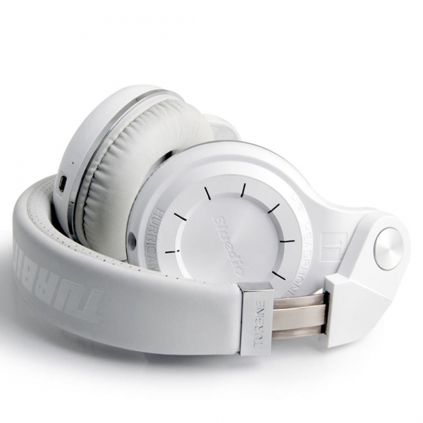 Casti Bluetooth Bluedio T2+ Bluetooth 4.1, Wireless, Stereo, microfon incorporat, microSD, FM 13