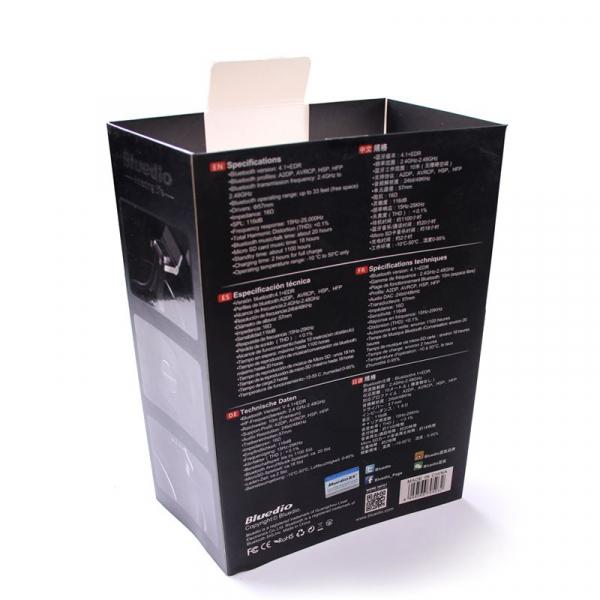 Casti Bluetooth Bluedio T3 Bluetooth 4.1, Wireless, Stereo, microfon incorporat, Hands-Free 4