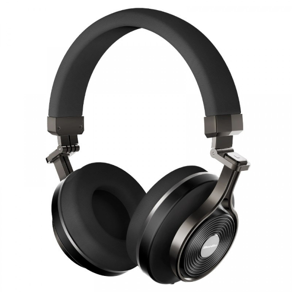 Casti Bluetooth Bluedio T3 Bluetooth 4.1, Wireless, Stereo, microfon incorporat, Hands-Free imagine