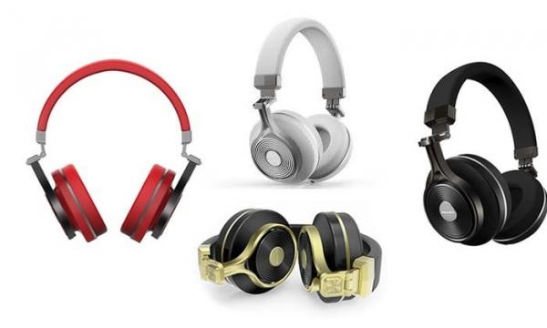 Casti Bluetooth Bluedio T3 Bluetooth 4.1, Wireless, Stereo, microfon incorporat, Hands-Free 0