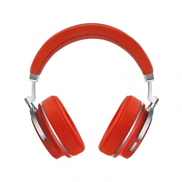 Casti Bluetooth Bluedio T4S, Wireless, Stereo, microfon incorporat, active noise cancellation, usb tip C - DualStore imagine