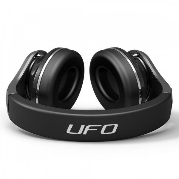 Casti Bluetooth Bluedio U (UFO), 8 difuzoare, Wireless Headphones Over-Ear PPS  Cu Microfon, anularea zgomotelor 2