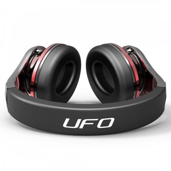 Casti Bluetooth Bluedio U (UFO), 8 difuzoare, Wireless Headphones Over-Ear PPS  Cu Microfon, anularea zgomotelor 3