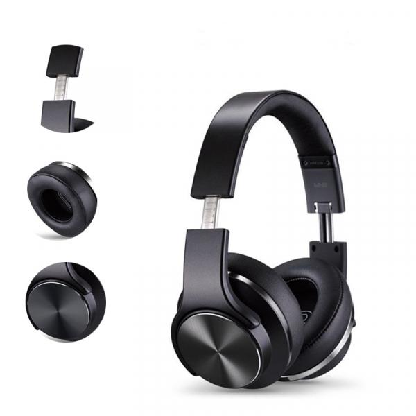 Casti Bluetooth SODO MH5 2 in 1 ajustabile cu functie de boxa portabila prin rasucire, NFC, Wireless, noise reduction 4