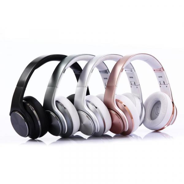 Casti Bluetooth SODO MH5 2 in 1 ajustabile cu functie de boxa portabila prin rasucire, NFC, Wireless, noise reduction 0