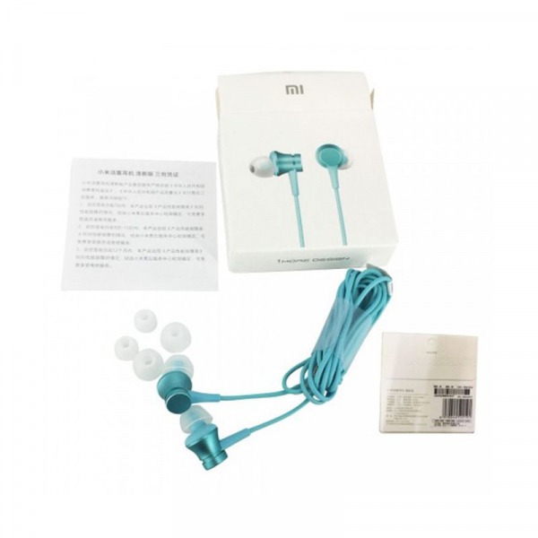 Casti cu fir Xiaomi Mi Piston Fresh Edition, Microfon, Handsfree, Design ergonomic 1