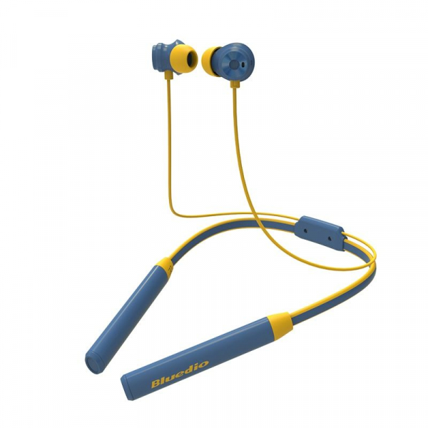 Casti Sport Bluedio TN 2, Stereo, Design magnetic, Microfon, Bluetooth, Reducere zgomot imagine