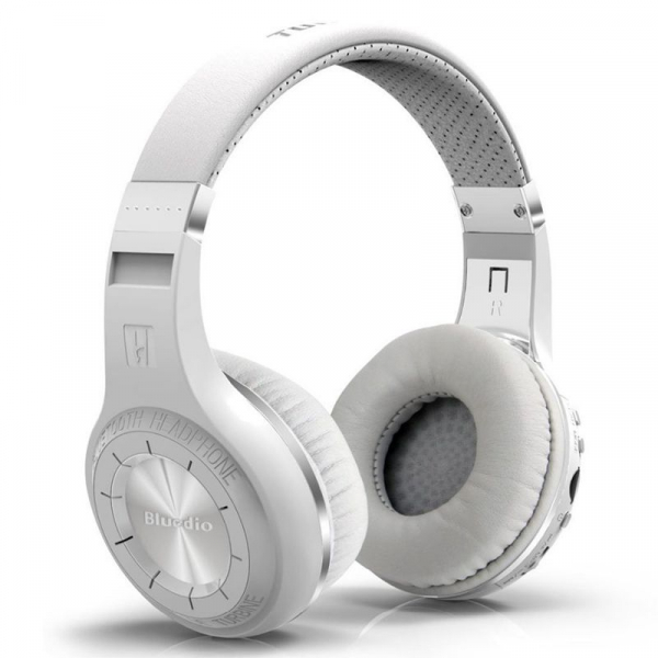 Casti Wireless Bluedio HT, Bluetooth, Stereo, Microfon, Raspuns apeluri, Pliabile, Aux 5