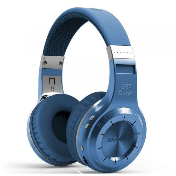 Casti Wireless Bluedio HT, Bluetooth, Stereo, Microfon, Raspuns apeluri, Pliabile, Aux 4