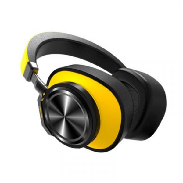 Casti Wireless Bluedio T6 Stereo, Bass HiFi, Anularea zgomotelor, USB Tip C, Bluetooth, Microfon, Handsfree, Control Volum 2