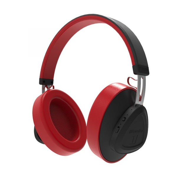 Casti Wireless Bluedio TMS Stereo, Bluetooth, Reducere zgomot, Microfon imagine