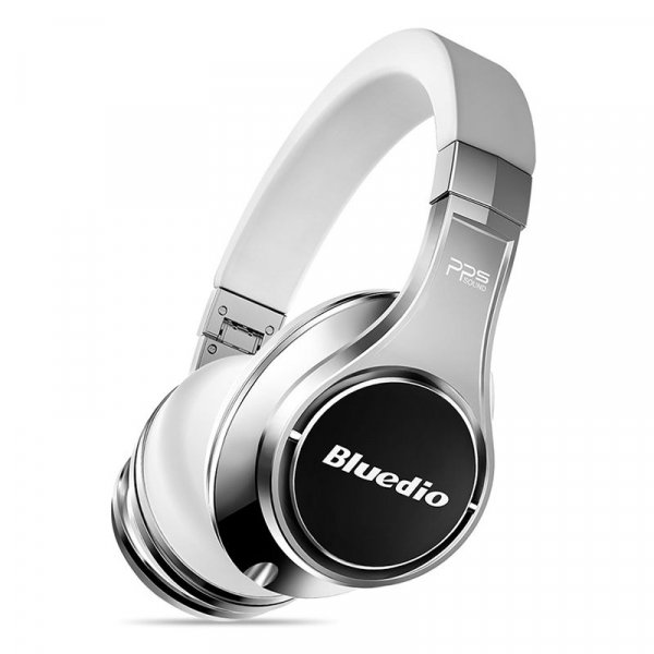 Casti Wireless Bluedio U2 (UFO 2) Stereo, 8 Difuzoare, Bluetooth, Control Vocal, Microfon, Handsfree, Aux, Cloud Service 4