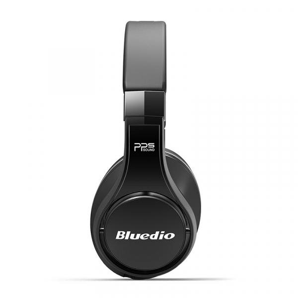 Casti Wireless Bluedio U2 (UFO 2) Stereo, 8 Difuzoare, Bluetooth, Control Vocal, Microfon, Handsfree, Aux, Cloud Service 7