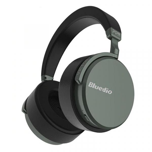 Casti Wireless Bluedio Victory 2 ( V2 ), Stereo, 12 Difuzoare, Bluetooth 5, USB Tip C, Cloud Service, Control Aplicatie 1