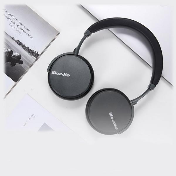 Casti Wireless Bluedio Victory 2 ( V2 ), Stereo, 12 Difuzoare, Bluetooth 5, USB Tip C, Cloud Service, Control Aplicatie 4