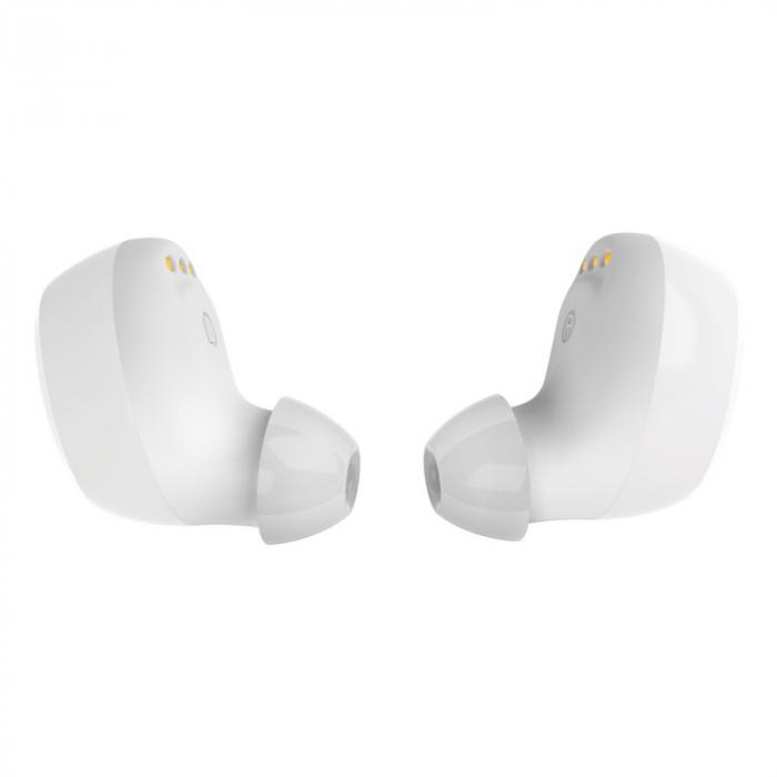 Casti wireless in-ear Blackview AirBuds 2 TWS Alb cu cutie de incarcare si transport [2]