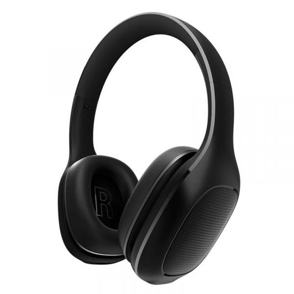 Casti Wireless Pliabile Xiaomi Mi Bluetooth, Rezistente la transpiratie, Bluetooth, Microfon, Raspuns Apeluri, Comutator Piese 1