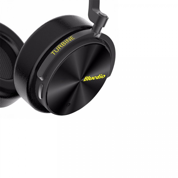 Casti Wireless Stereo Bluedio T5, Anularea zgomotelor, Tip C, Bluetooth, Microfon, Extra Bass 5