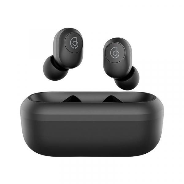 Casti Wireless Xiaomi Haylou GT2 TWS, DSP, Bluetooth 5.0, IPX5, Asistent vocal, Cutie incarcare de 380mAh 0