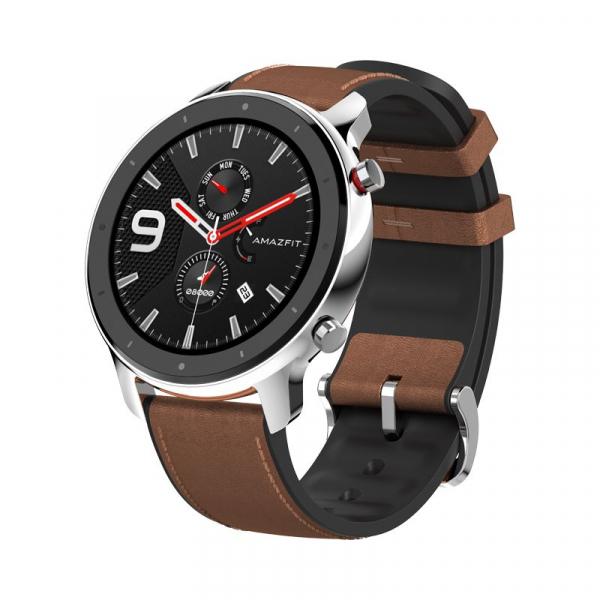 Smartwatch Xiaomi Huami Amazfit GTR, 1.39inch, 47mm, AMOLED, GPS, Waterproof 5ATM, Bluetooth 5.0, 410 mAh 5